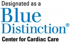 Blue Distinction Cardiac Care Badge