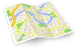 Illustration of map