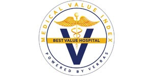 Medical Value Index Best Value Hospital Seal