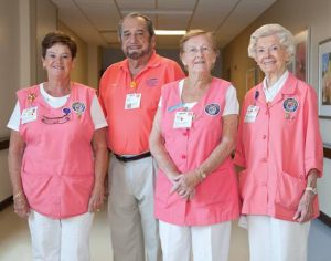 Members of The Auxiliary of Indian River Medical Center
