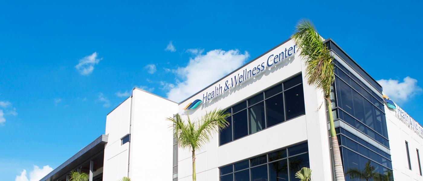 Health and Wellness Center Exterior